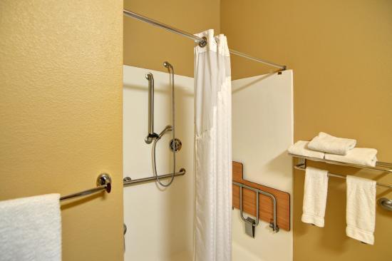 แอลทัส, โอคลาโฮมา: Guest Bathroom