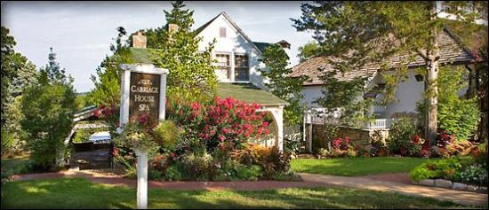 Big Cedar Lodge: BCLCarriage House Spa