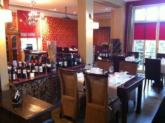 Bentheimer Hof: Bar