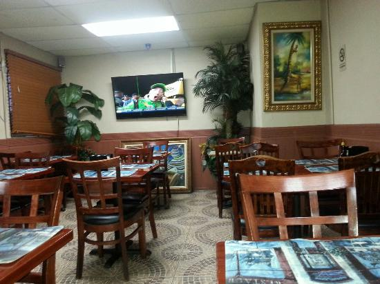 Miami Gardens, Φλόριντα: Food and restaurant