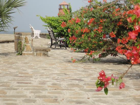 Radhika Beach Resort: THE GARDEN