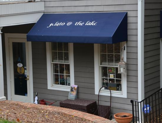 Davidson, NC: Back Door
