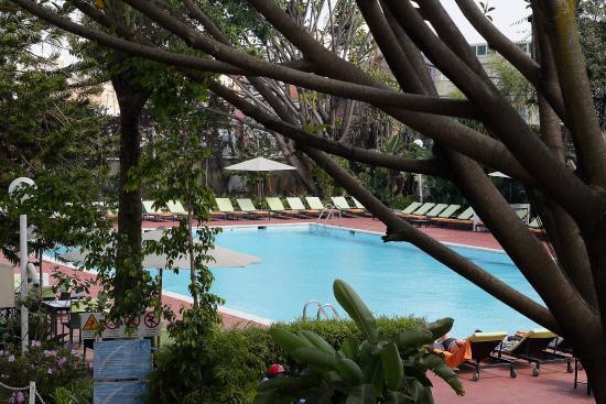 Hotel Carlton Antananarivo Madagascar: Pool