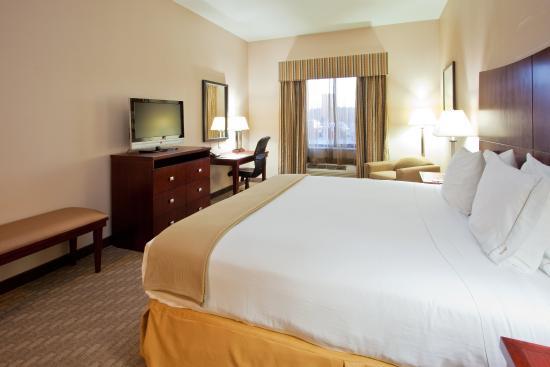 Mineral Wells, Teksas: King Bed Guest Room