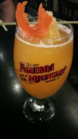 Arroyo Grande, CA: Figueroa Mountain Brewing Co.