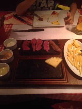Kloten, سويسرا: Best steak