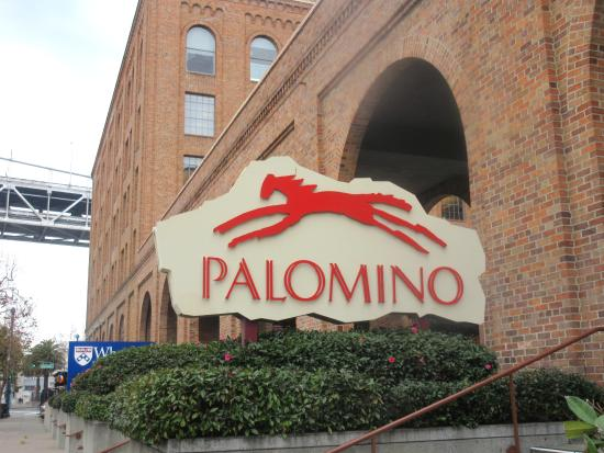 Palomino Restaurant San Francisco Ca Picture Of Palomino