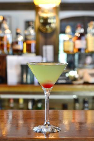 Garberville, CA: Cocktail