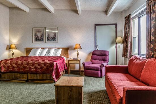 Manitowoc, Висконсин: Guest Room
