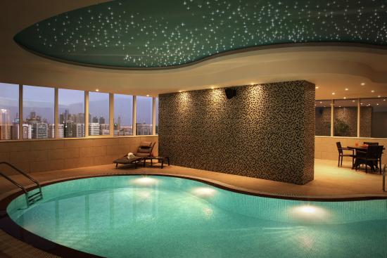 Cristal Hotel Abu Dhabi: Cristal Spa Indoor Pool