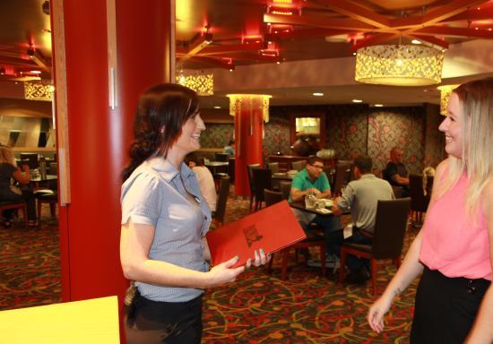 Gladstone, Avustralya: Pacino's Restaurant