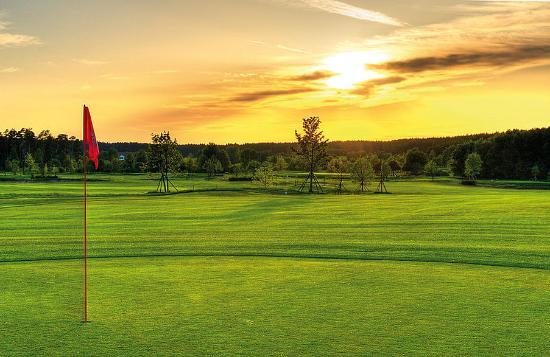 Schwabach, Deutschland: Golf Course