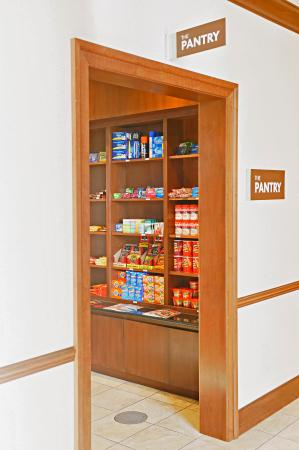 Oconomowoc, Wisconsin: The Pantry stock up on easy-to-prepare meals and favorite snacks.