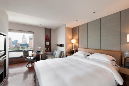 Les Suites Orient, Bund Shanghai: Bund Studio Bedroom