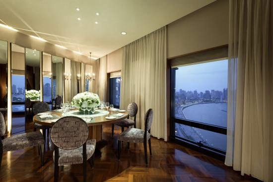 Les Suites Orient, Bund Shanghai: Orient Suite Private Dining Room
