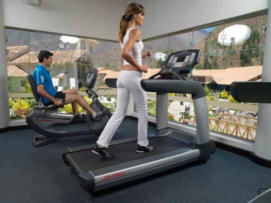 Aranwa Sacred Valley Hotel & Wellness: Gym