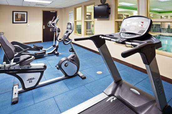 Newport, Tennessee: Exercise & watch T.V.
