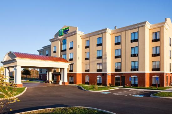 Newport, TN: Welcome to the Holiday Inn Express & Suites!!!