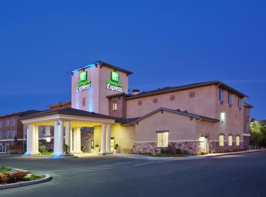 Lodi, Californien: Hotel Exterior