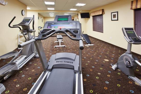 Lodi, Californien: Fitness Center