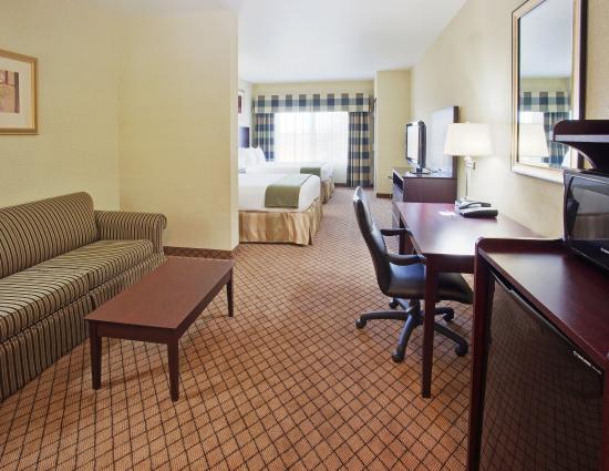 Lodi, Californien: Queen Bed Guest Room