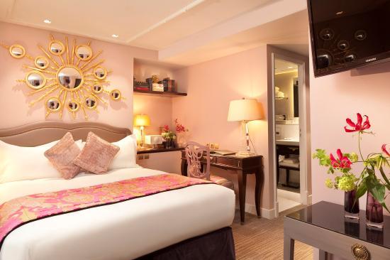 La Maison Favart: Guest Room