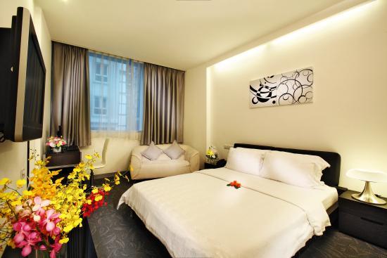 A&EM 8A Thai Van Lung Hotel: Deluxe Room
