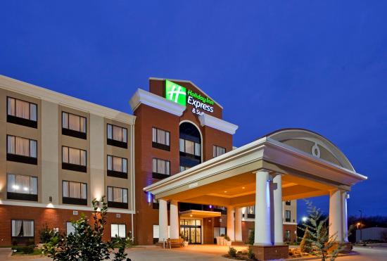 กูทรี, โอคลาโฮมา: Hotel Exterior