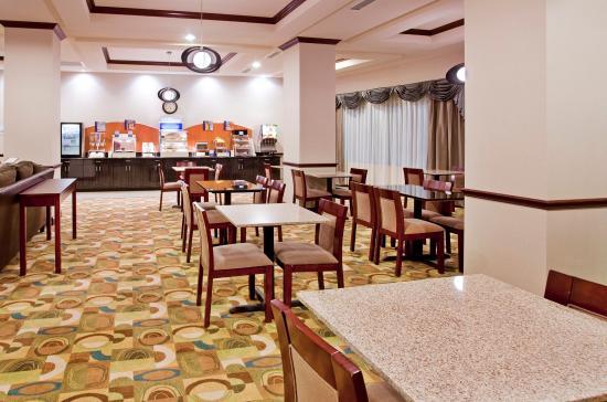 Guthrie, OK: Breakfast Area