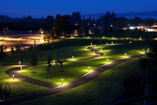 Ньюберг, Орегон: Walking Path