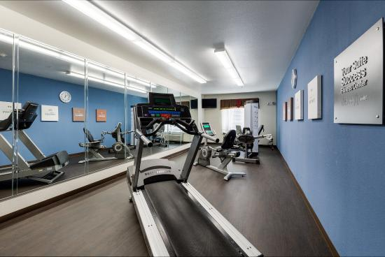 Comfort Suites Pearland - South Houston: Fitness Room