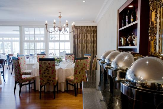 Devon Valley Hotel: Flavours Restaurant