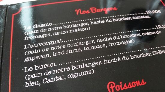 Riom, France : Rouge Cocotte