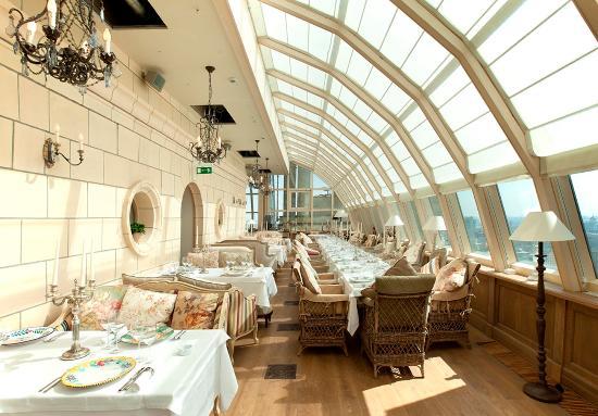 Radisson Royal Hotel Moscow: Buono Italian Restaurant