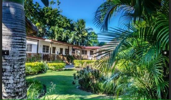 Isla Hayahay: beautiful villas