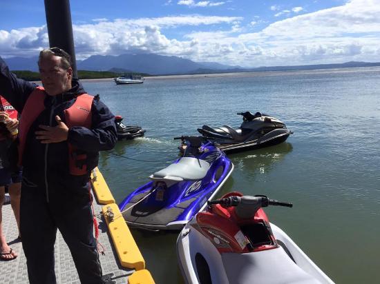 Port Douglas Jet Ski Hire