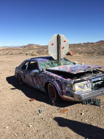 Goldfield, NV: We found this on another review and decided to check it out. Some local residents told us that a