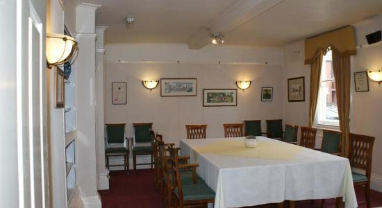 Market Harborough, UK : Meeting room