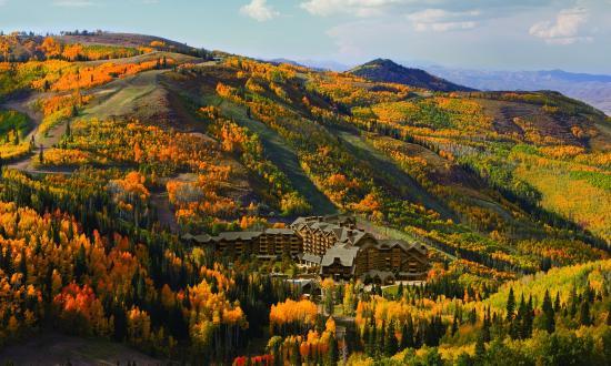Montage Deer Valley: Fall Resort