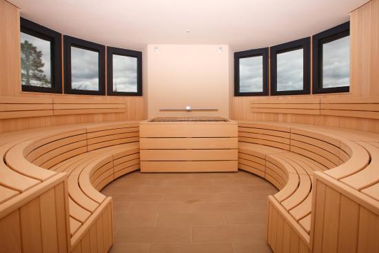 เวอร์นอน, แคนาดา: Panorama Sauna