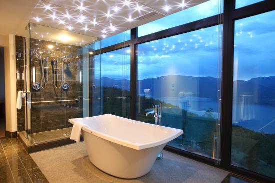 Vernon, Canadá: Penthouse Master Bath