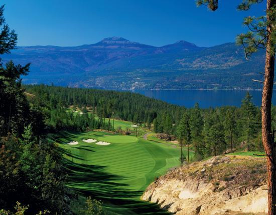 Vernon, Canadá: Predator Ridge Golf Course