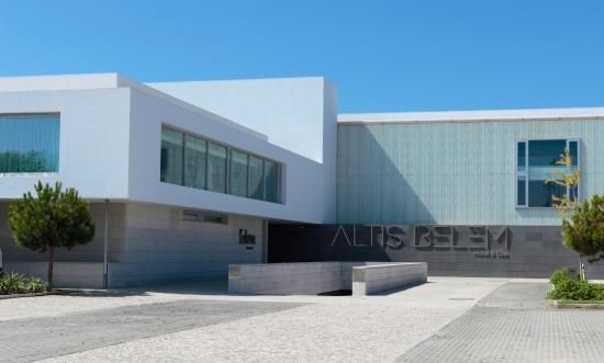 Altis Belem Hotel & Spa: Altis Belem Entrance