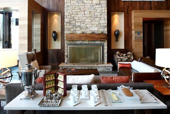 Meadows of Dan, VA: Lodge Great Hall
