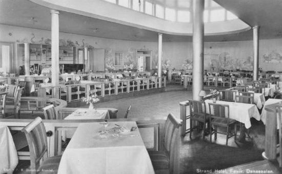Grimstad, Noruega: Strand Hotel Fevik Historic