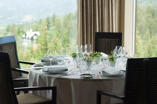 Lysebu: Dining Room