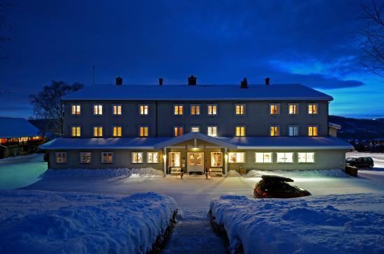 Nermo Hotell Hafjell: Exterior