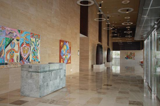 Talatona Convention Hotel: Talatonas Exhibition Area