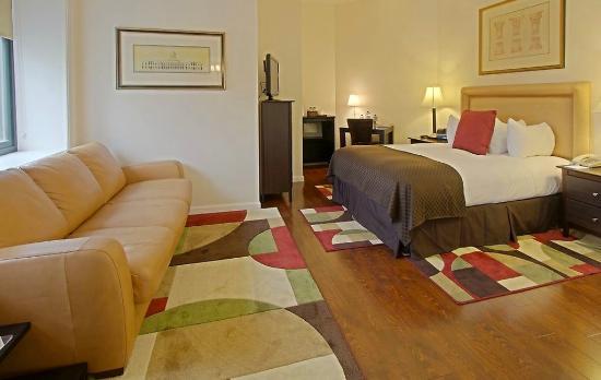Hotel Brexton: Guestroom