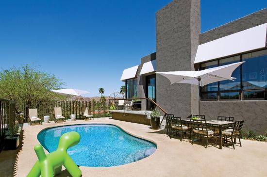 Paradise Valley, Arizona: Gallery Pool